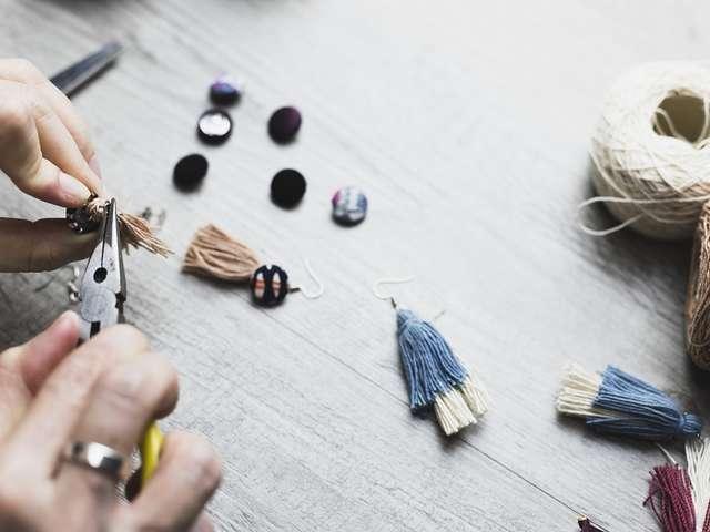 Atelier DIY : Sacs à bonbons en papier recyclé