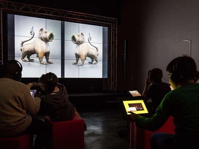 Micro-Folie - Projection et Atelier pratique sur les visages dans l'art - Public enfants de 6 à 14 ans