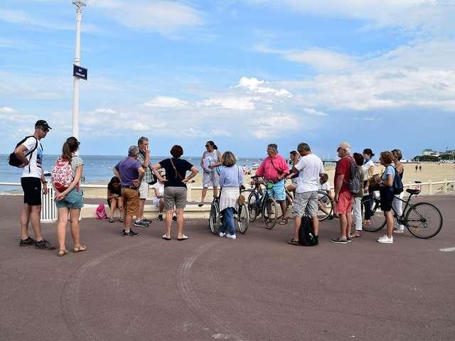 Visite guidée : l'histoire des Bains de Mer
