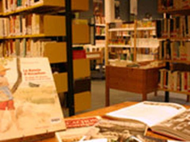 La bibliothèque augmentée