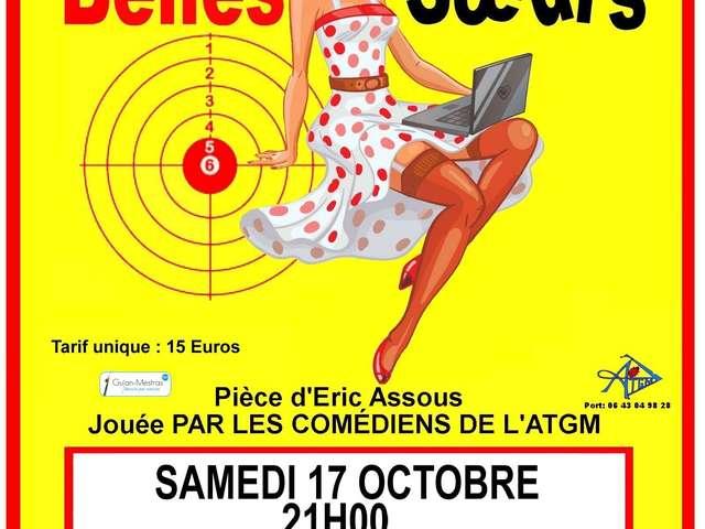 ANNULE : Théâtre les Belles Soeurs par l'ATGM