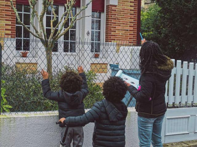 Cherche et Trouve : La Ville d'Hiver dans l'objectif