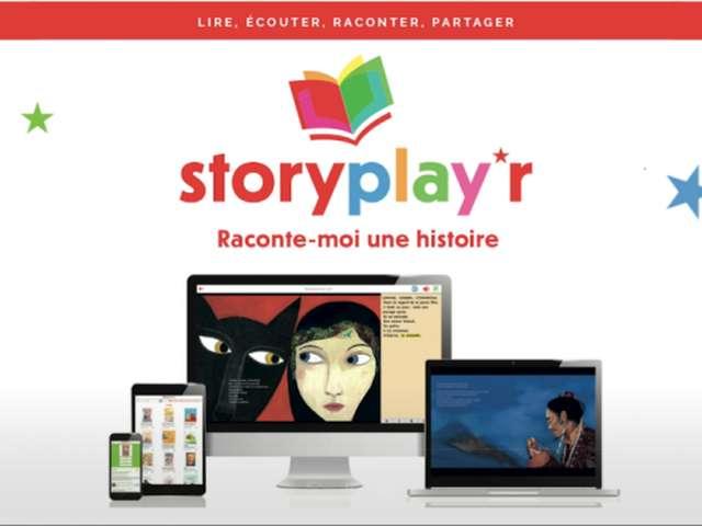 Mise à l'honneur Storyplay