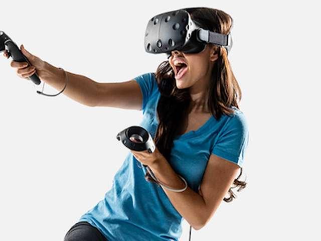 Mise à l'honneur de la réalité virtuelle :
