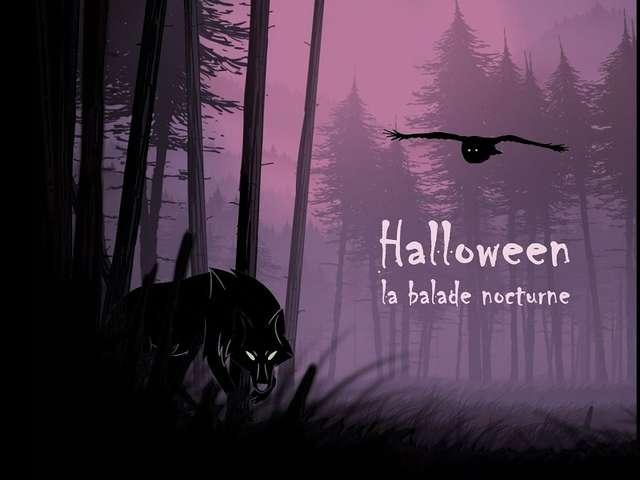 Halloween, la balade nocturne