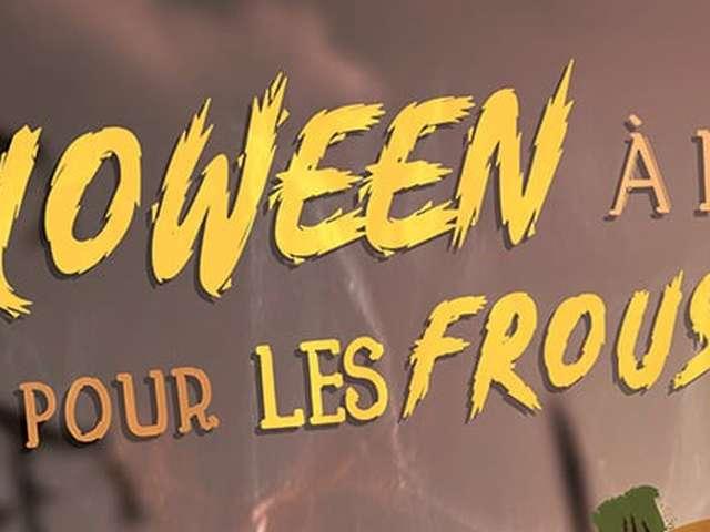 Halloween à Maxent