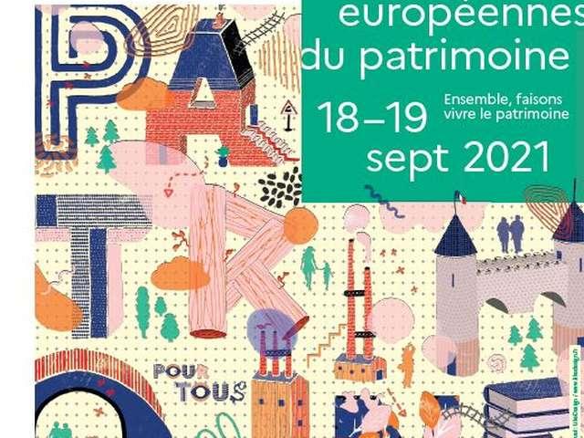JEP 2021 - Exposition d'art contemporain