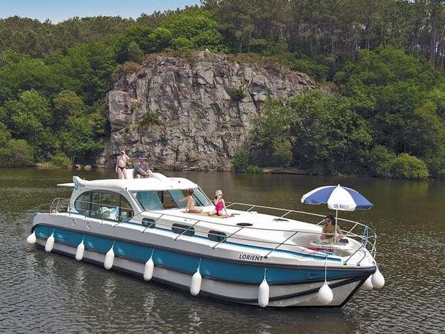 Nicols - Location de bateaux sans permis