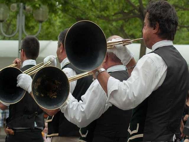 Concert Trompes et Chants à Montrichard