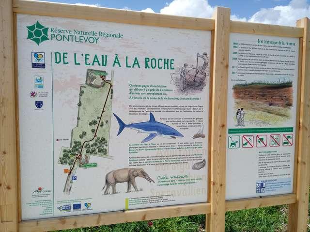 Réserve naturelle régionale géologique de Pontlevoy