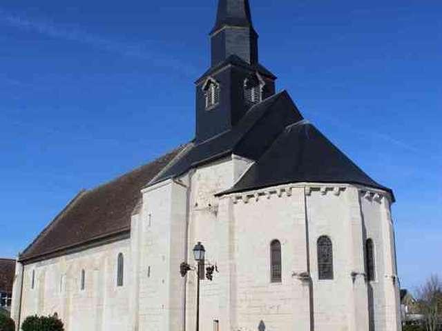 Visite-conférence de l'église Saint-Pierre-aux-Liens et la maison Renaissance de Angé