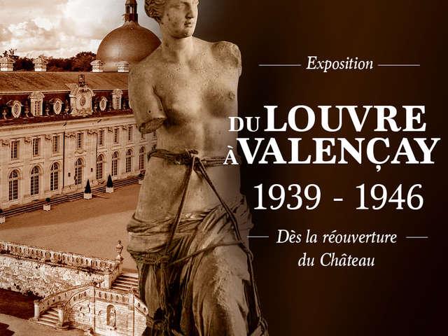 Du Louvre à Valençay (1939-1946)