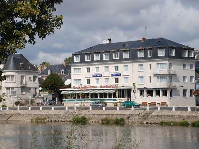 The Originals Montrichard Le bellevue