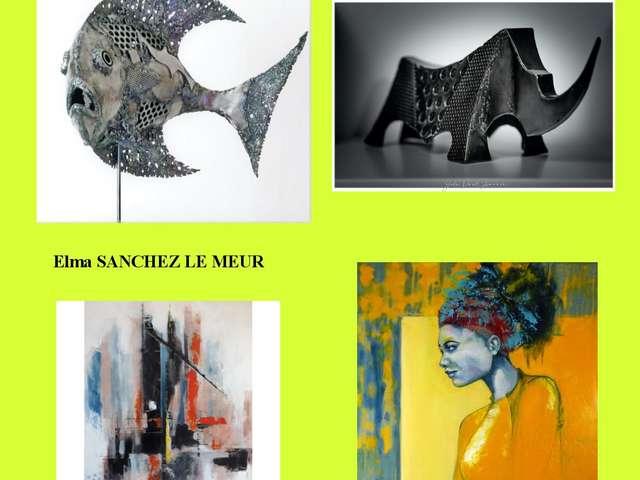 Salon des arts à Montrichard