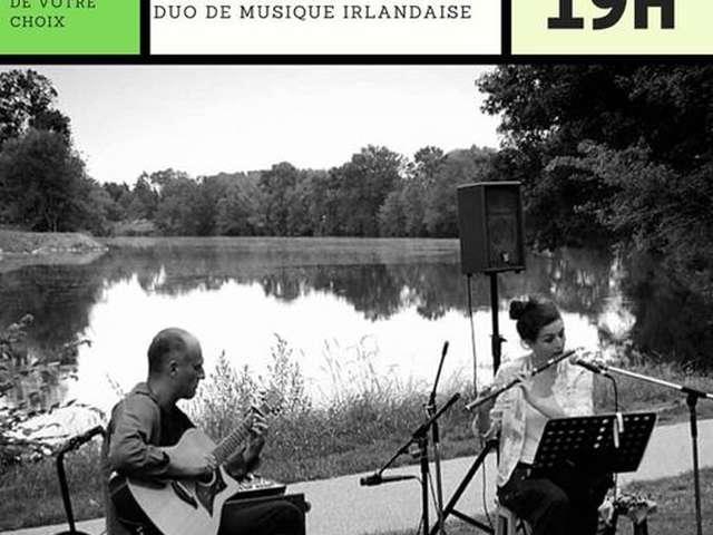 Gallan, duo de musique irlandaise