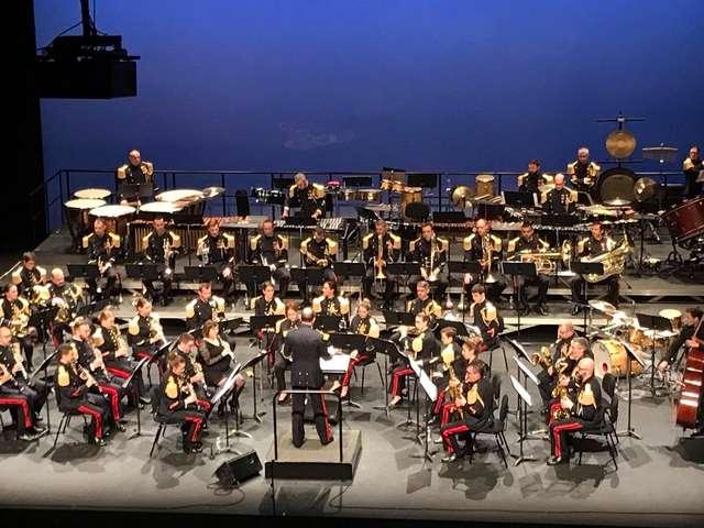 Concert du centenaire de la musique des 3 Provinces