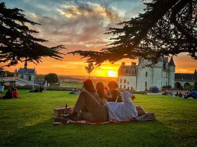 Soirée Pique-nique astronomique au château Royal d'Amboise