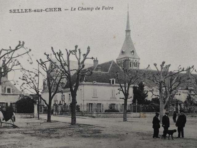 Selles-sur-Cher, autrefois !