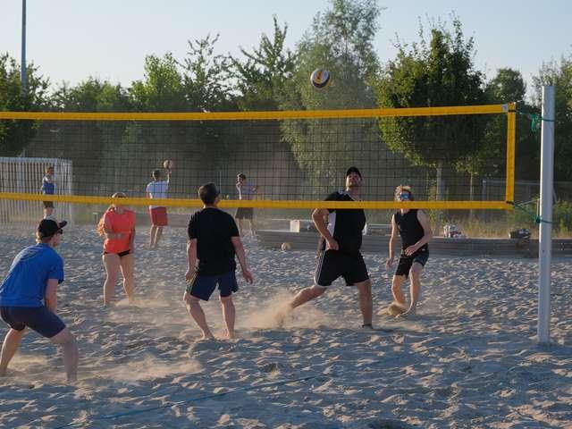 Un été à saint-aignan - sports collectifs beach