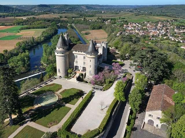 Restaurant Le Château de Mercuès