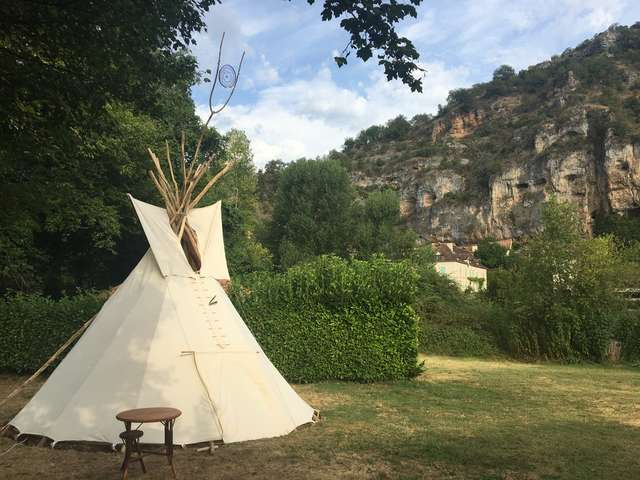 Camping de Cénevières