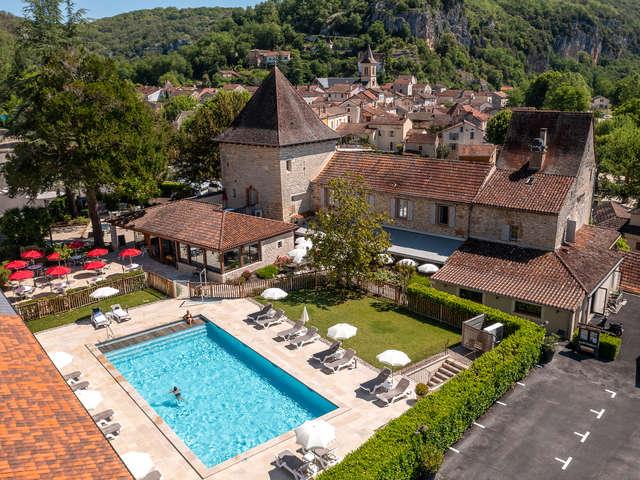 Hôtel Restaurant Spa La Truite Dorée