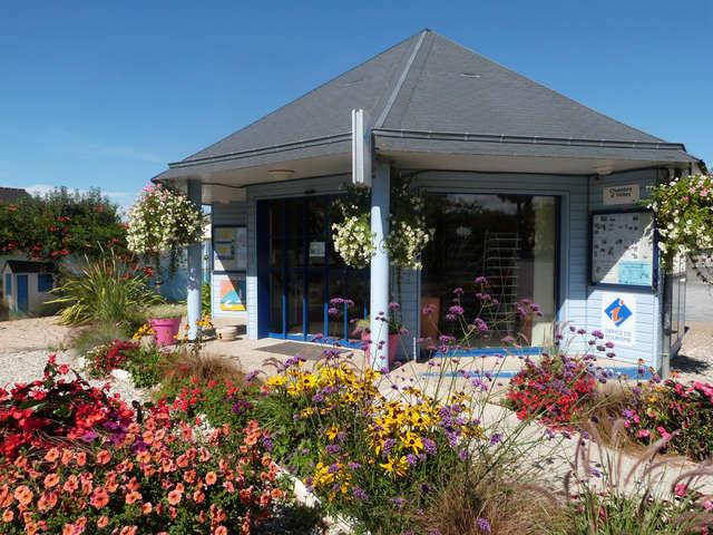 Coutances Tourisme > Bureau de Blainville-sur-Mer