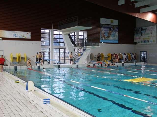 Pôle Aquatique - Piscine Olympique