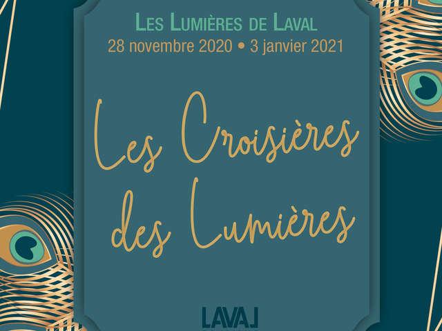 CROISIÈRES DES LUMIÈRES 2020