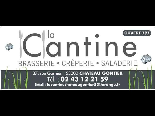 BRASSERIE CREPERIE LA CANTINE