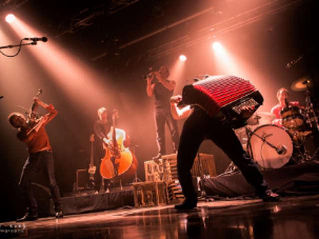 Concert : Tram des Balkans