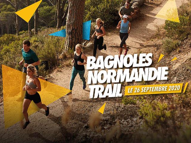 Bagnoles Normandie Trail