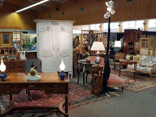 Salon des Antiquaires