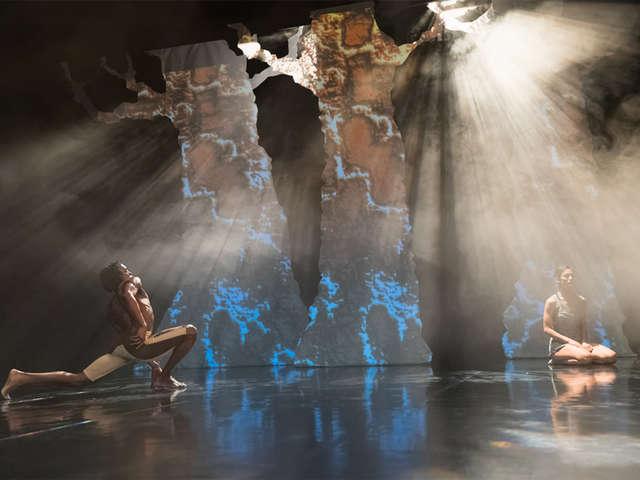 Spectacle Jazz Orne Danse : « Master class Nijinski » par la Compagnie Faizal Zeghoudi
