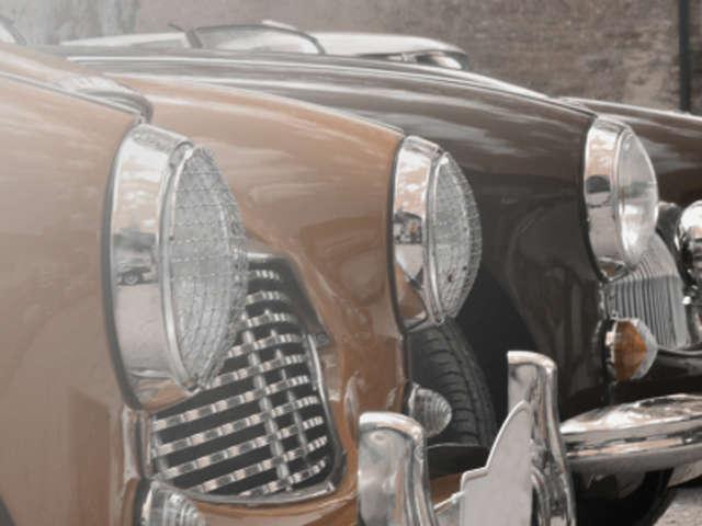Rallye : circuit véhicules de prestige - Le groupe Le Conservateur