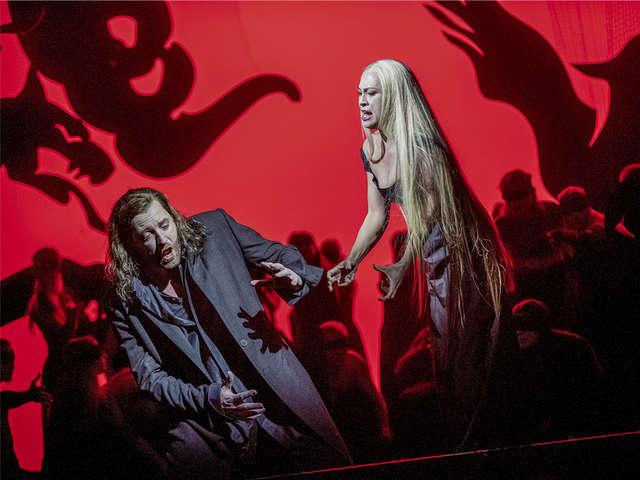 Retransmission de l'opéra :