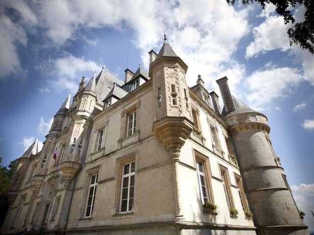 Journées du Patrimoine: Visite du Château Hôtel de Ville (intérieurs et extérieurs) accessible aux personnes à mobilité réduite