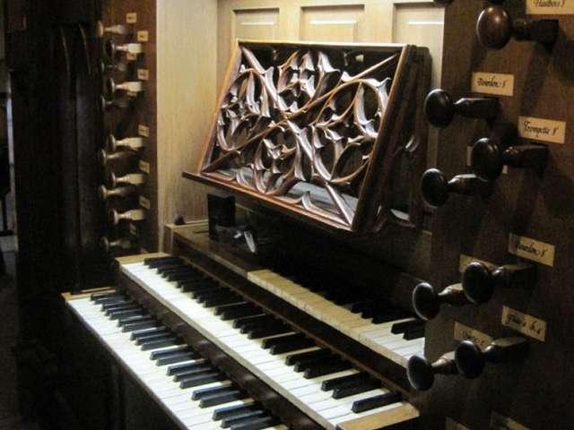 Concert d'orgue et trompette