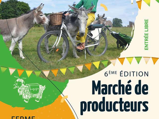 6ÈME MARCHÉ DE PRODUCTEURS