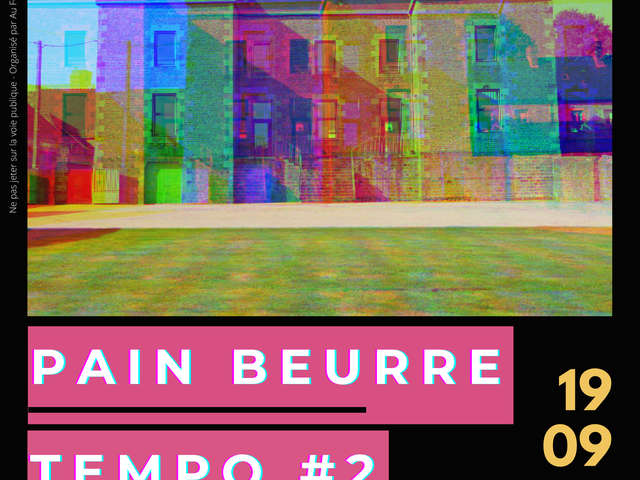 PAIN BEURRE TEMPO 2
