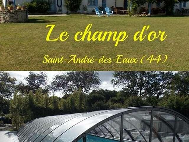 LES CHAMBRES DU CHAMP D'OR