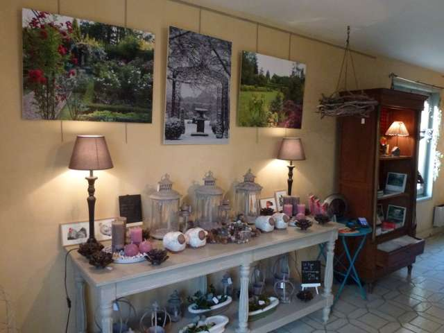 Boutique jardins de la mansoniere