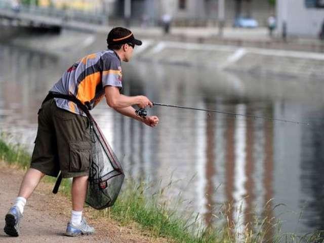 STREET FISHING AVEC UN PRO