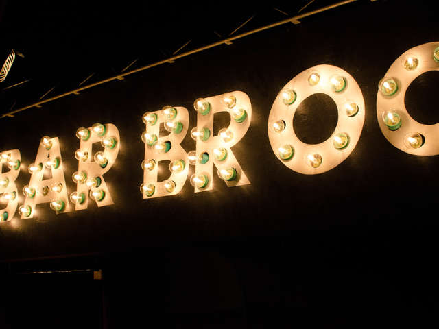 BAR BROC #7