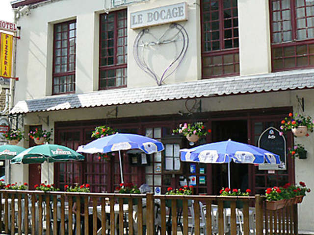 HOTEL RESTAURANT DU BOCAGE
