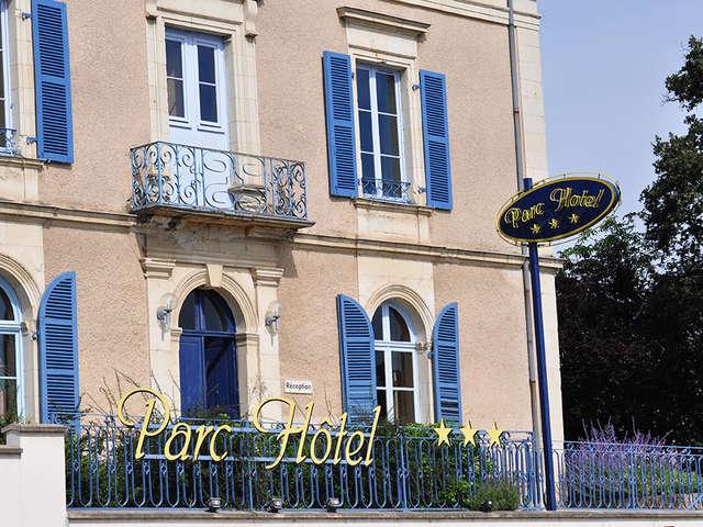 HOTEL LE PARC HOTEL & SPA