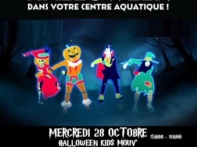 [ANNULE] | Halloween Kids Mouv'