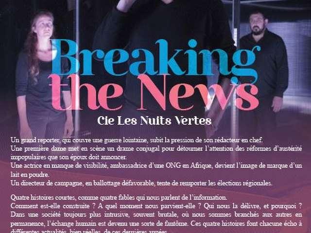 [ANNULE] | Breaking the News