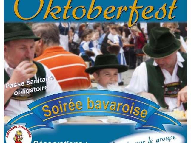 [ANIMATION CONFIRMEE] - Oktoberfest - Soirée bavaroise