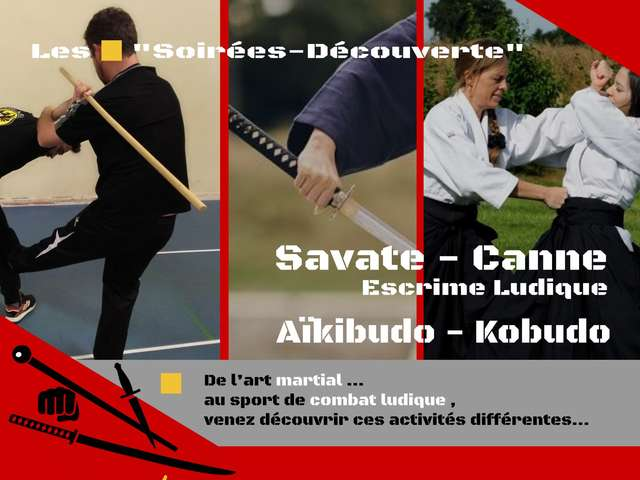 [ANIMATION CONFIRMEE] | Savate-canne